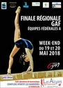 Finale Regionale Equipes Federal A GAF 20.5.18 Le Fenouillet