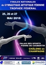 Finale Nationale Equipes Federal A GAF 26.05.18 Châlons